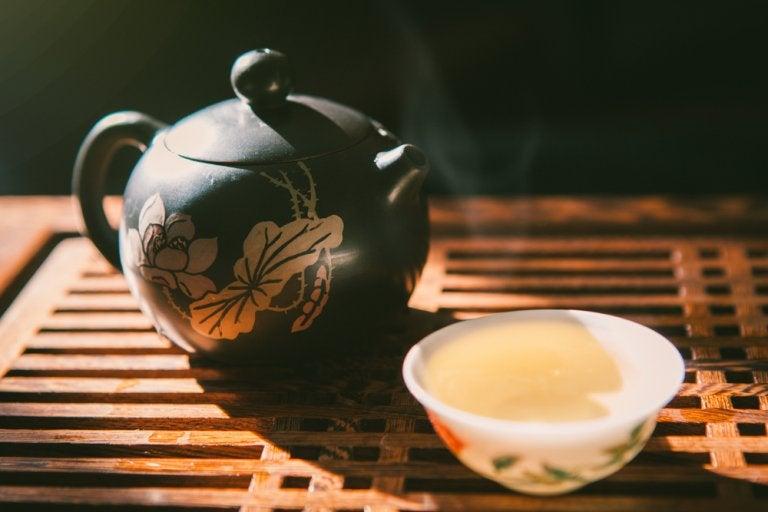 Té azul y sus increíbles beneficios en la pérdida de peso