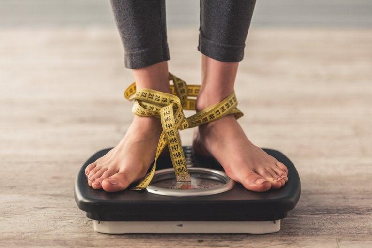 Trastornos alimenticios más frecuentes