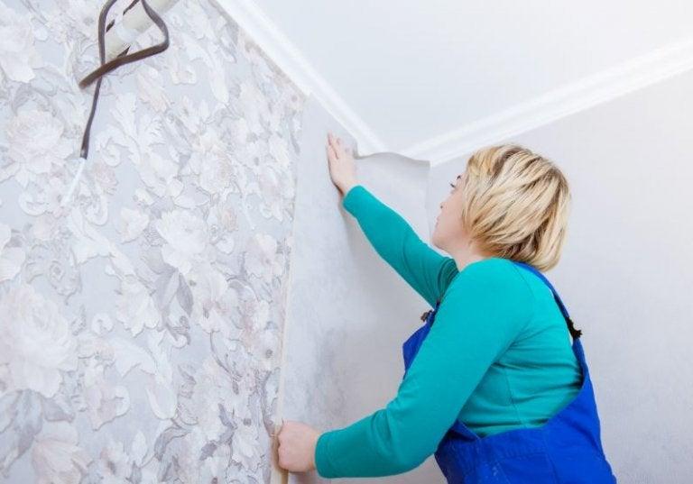 Los mejores usos que le puedes dar al papel pintado