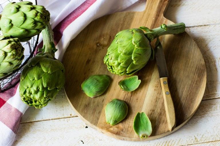 3 deliciosas recetas con alcachofa para perder peso