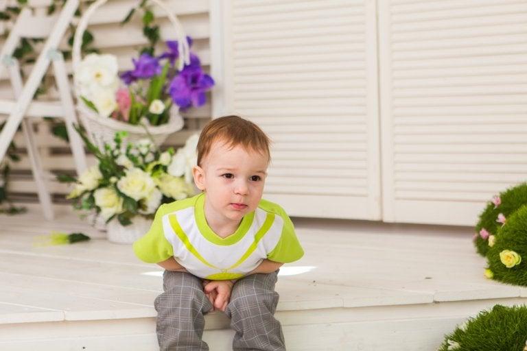 Cómo combatir el estreñimiento infantil