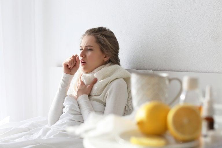 5 tips para combatir la tos con una dieta saludable