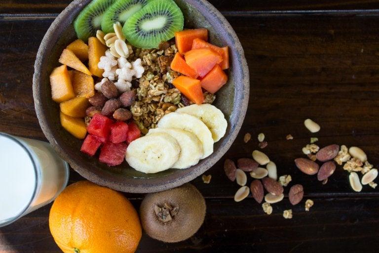 Cuáles son los aportes de una dieta ácido-alcalina
