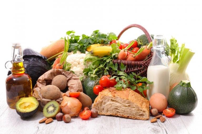Cómo hacer una dieta equilibrada para adelgazar