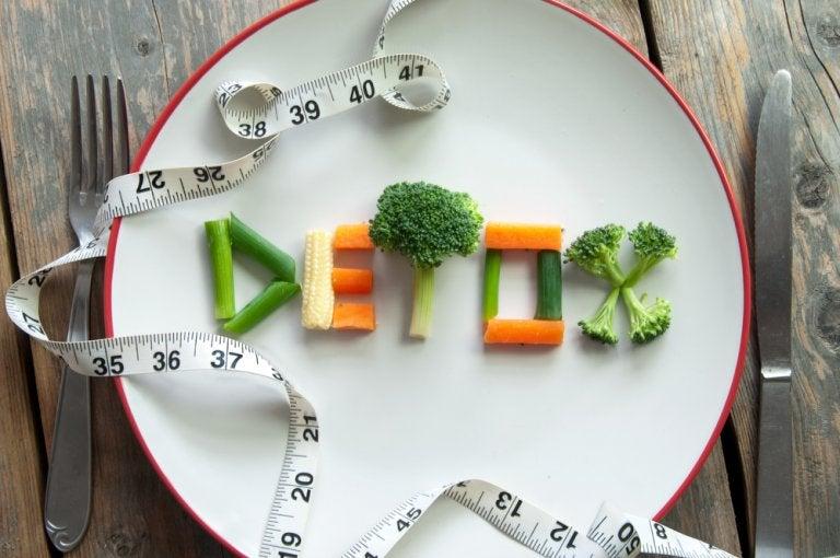 Cómo hacer una dieta para depurar tu cuerpo