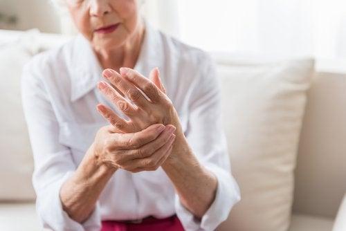La mejor dieta para pacientes con artritis