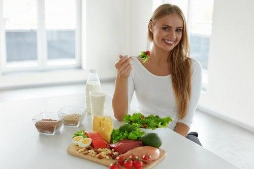 Dieta para la candidiasis: alimentos permitidos y prohibidos