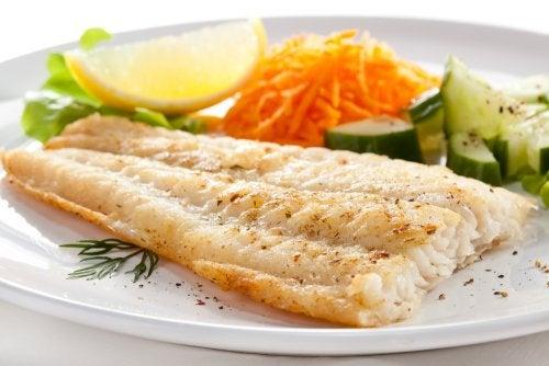 Prepara un delicioso filete de pescado en casa