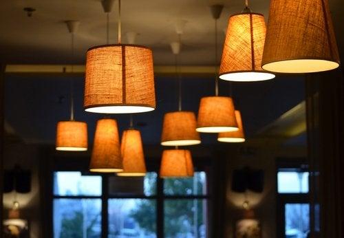 5 errores de iluminación en el hogar