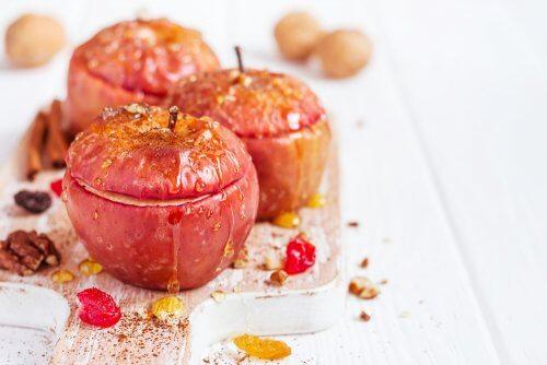 Manzanas asadas, una deliciosa y diferente forma de disfrutarlas