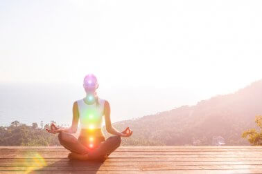 Los chakras, puntos energéticos que debes activar