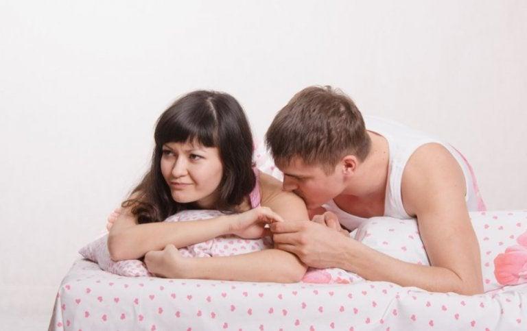 ¿Por qué nunca puedo llegar al orgasmo?