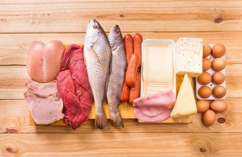 Qué son y qué aportan las proteínas en la dieta