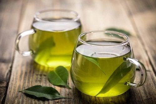 Beneficios del té verde para la salud dental