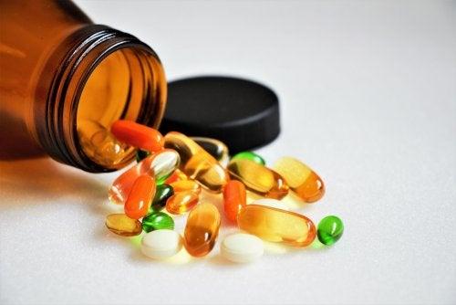 Aportes de las vitaminas en las dietas
