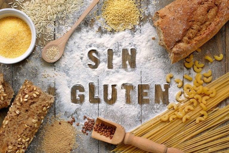 2 menús saludables para los intolerantes al gluten