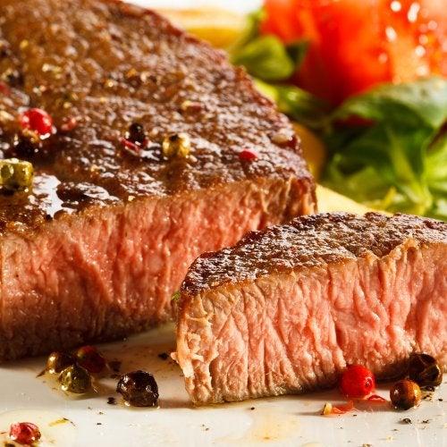 Receta deliciosa de carne asada con paprika