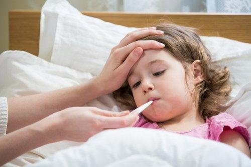 10 mitos sobre la gripe infantil