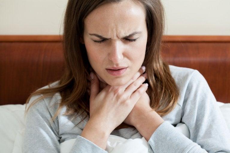 Remedio de brócoli y guayaba para tratar la faringitis
