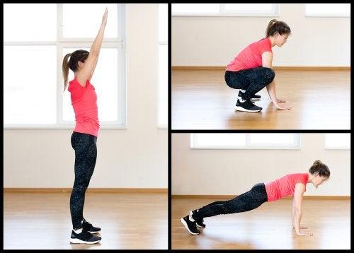 Piernas más fuertes con 6 ejercicios sin material de gimnasio