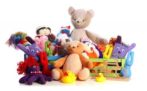 ¿Cómo elegir juguetes según la edad?