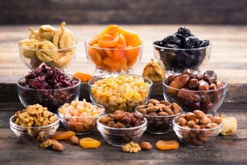 4 recetas con frutos secos que debes probar