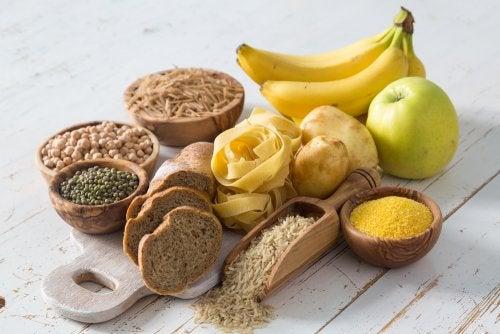 Qué papel cumplen los hidratos de carbono en la dieta