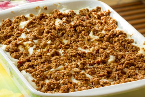 Lasaña sin gluten: fácil y exquisita