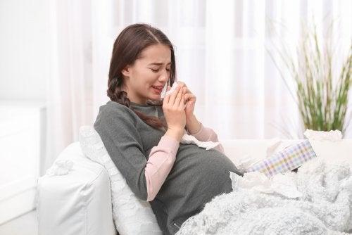 Llorar en el embarazo: ¿cómo puede influir a tu bebé?