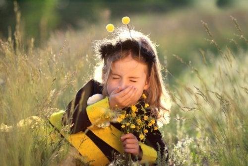 9 alergias más comunes entre los niños