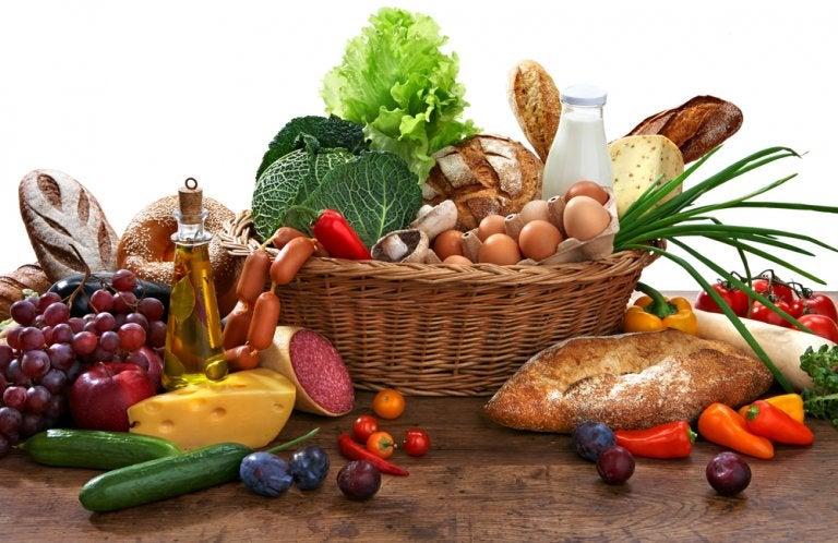 ¿Cuáles son los nutrientes que debe recibir el cuerpo diariamente?
