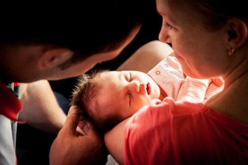 Cómo es la vida de pareja después de tener un niño