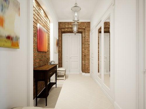 Consejos para decorar los pasillos de la casa