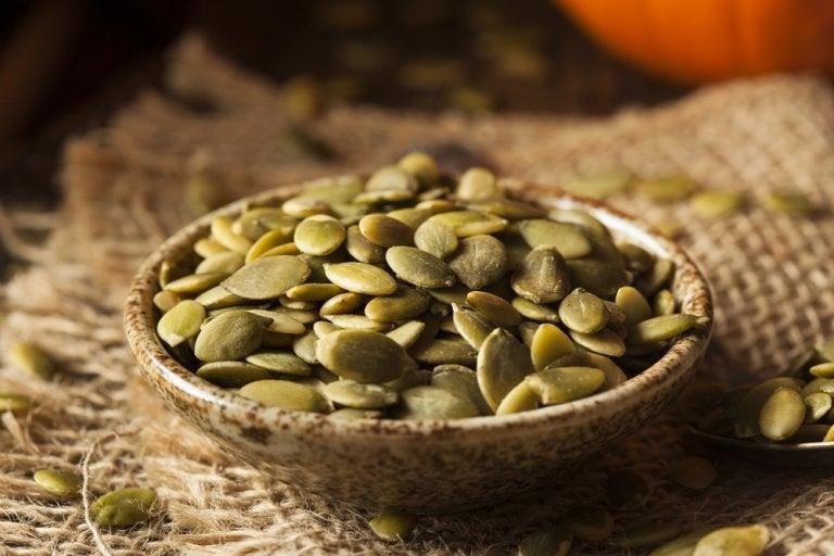 3 recetas con semillas de calabaza que puedes aprender