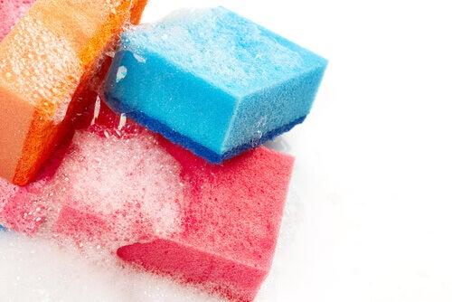 Diferentes usos que podemos dar a las esponjas