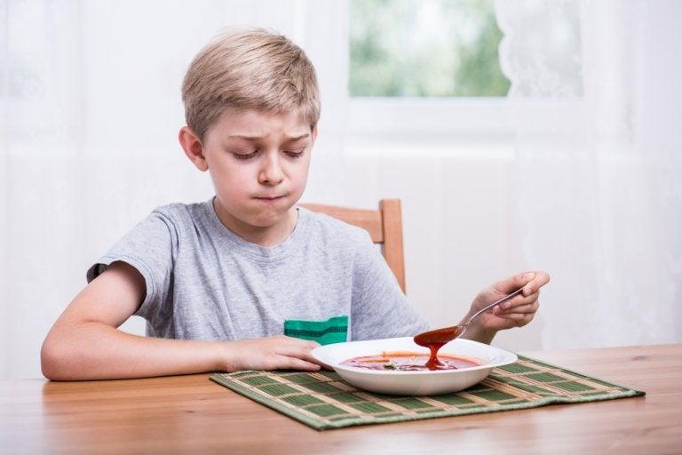 Vómitos en los niños: ¿cómo actuar?