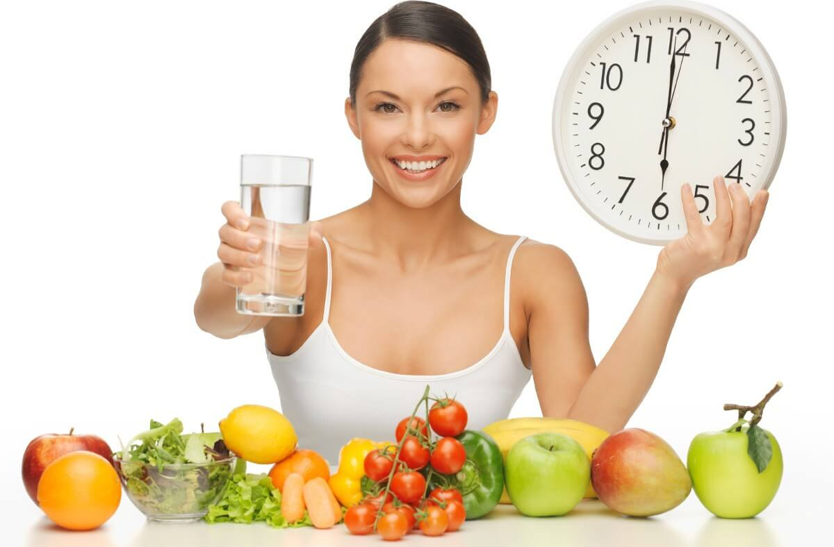 Quemar calorías tomando agua helada