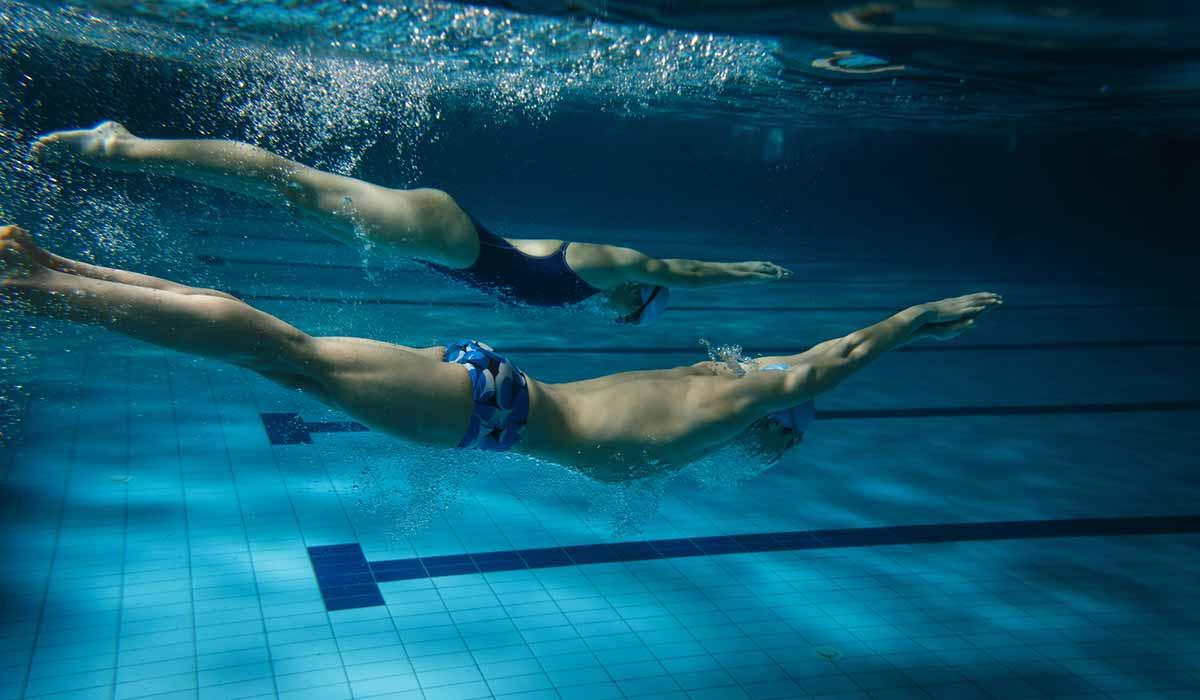 Beneficios psicológicos de practicar natación
