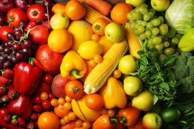 Dieta de los colores, descubre sus aportes