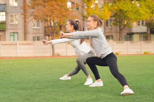 Descubre los beneficios de hacer ejercicios sostenidos