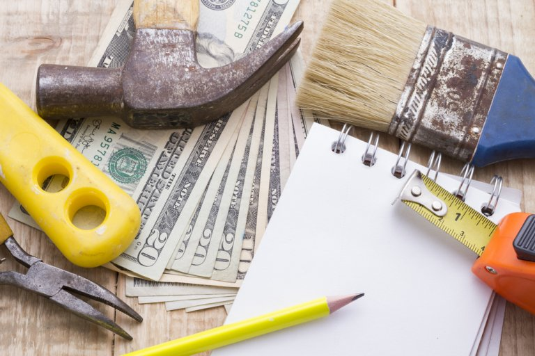 Trucos para gastar menos en la remodelaciones