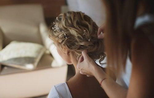5 peinados para la boda
