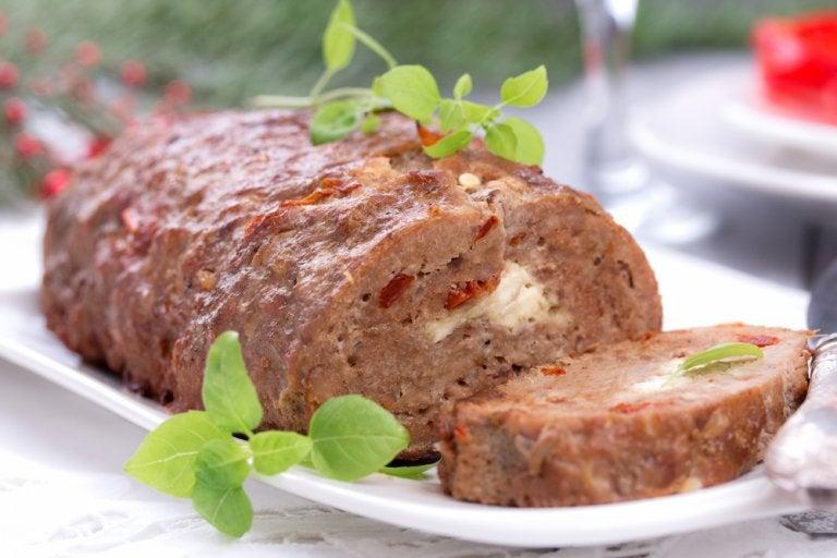 Deliciosa receta de rollo de carne
