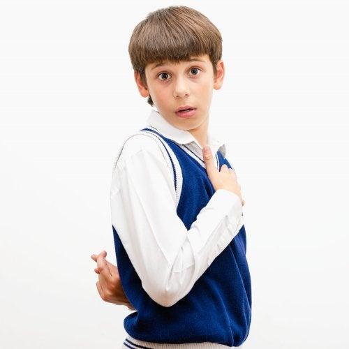 Mentira infantil: qué hacer si mi hijo miente