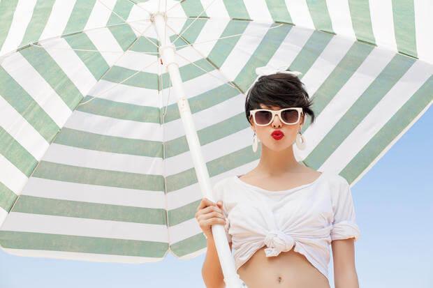 Cómo proteger la piel en verano si tienes alergia al sol
