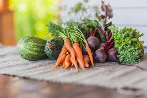 3 recetas con verduras de temporada