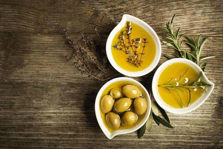 ¿Cuáles son las diferencias en los aceites saludables y no saludables?