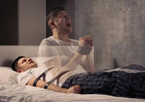 Esto dicen los científicos de la parálisis del sueño