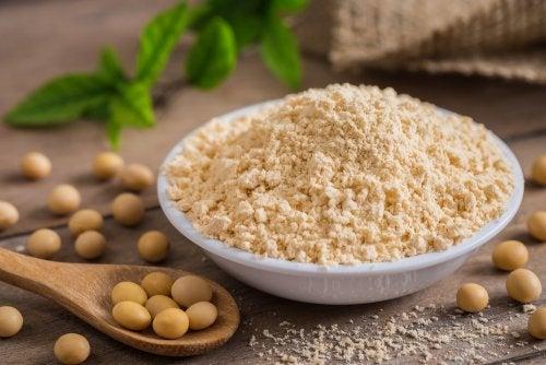 5 beneficios de la proteína de soja que debes conocer