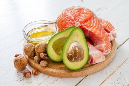 Alimentos que te ayudan a combatir el estrés